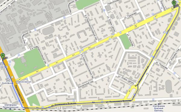 улица зои и александра космодемьянских дом 31 корпус 2 как добраться от метро войковская